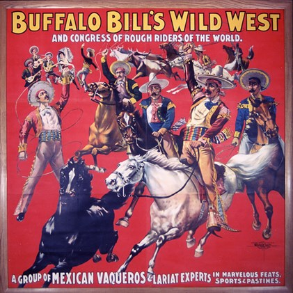 Buffalo Bill's Wild West Museum graphic