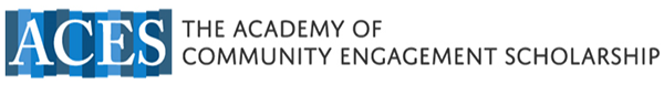 The Academy of Community Engagement Scholarship Banner